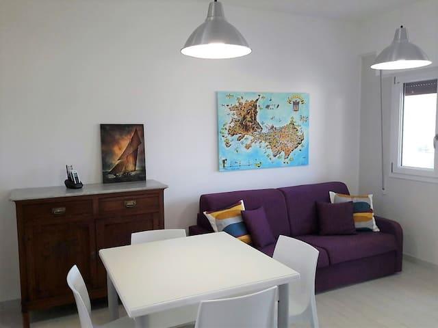Nuovissimo appartamento nel cuore di Favignana
