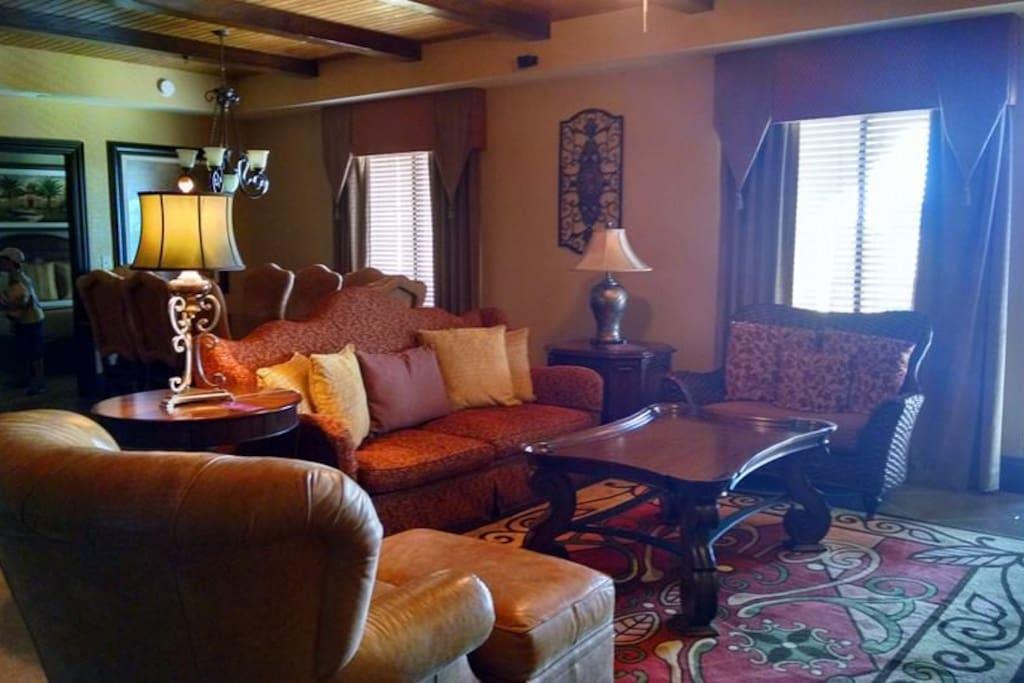 Wyndham Bonnet Creek 4 Bedroom In Orlando Florida United States