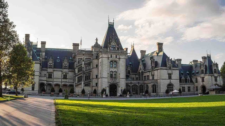 Biltmore House in Asheville