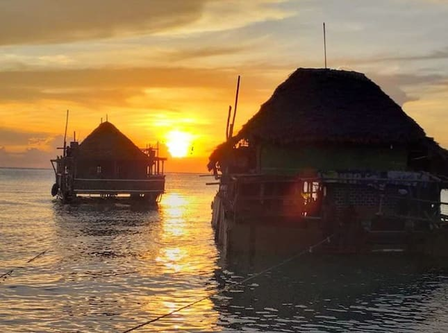 The Floating Bungalow in Stone Town Zanzibar