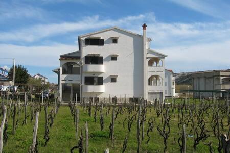 Apartment on Adriatic Island Rab - Rab