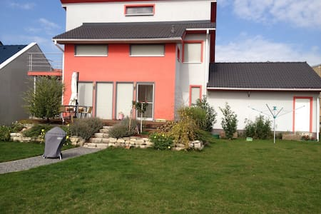 Cooles Haus nahe Podersdorf uTherme - Frauenkirchen - Hus