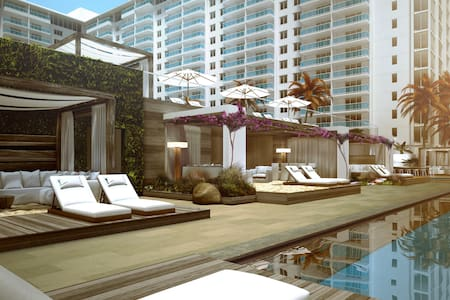 South Beach Luxury Condo (Miami) - Miami Beach - Apartment