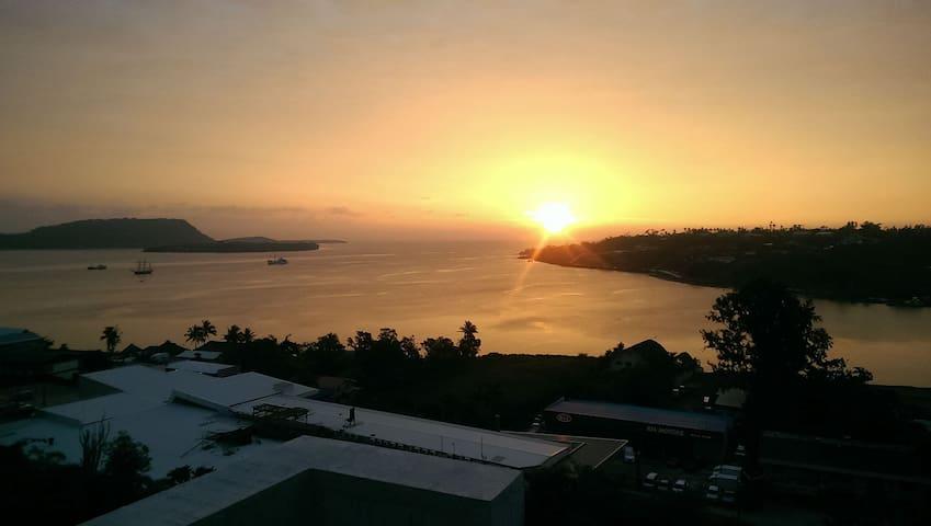 Vila Rose Port Vila - Stunning Harbour Views - Port Vila - Boutique-Hotel