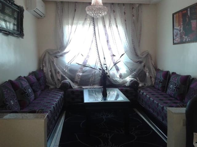 Appartment near Casablanca airport - Deroua - Apartamento