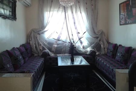 Appartment near Casablanca airport - Deroua - อพาร์ทเมนท์