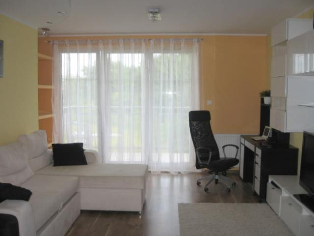 Large room suitable for two/three - Gdańsk - Daire