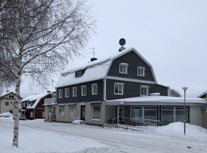 Apartment for 8 people, close to Romme Alpin.