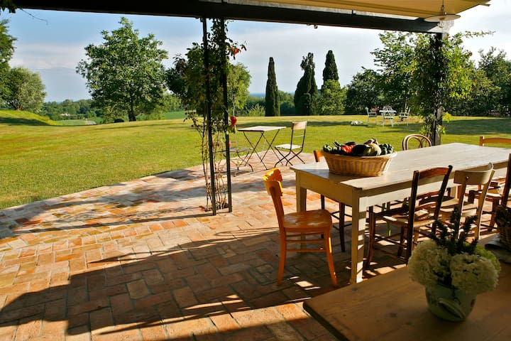 Ospitalità in collina - single - MORUZZO - Bed & Breakfast
