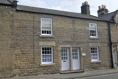 Historic cottage in Corbridge - Huis