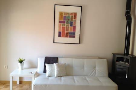 Bonito apartamento en Somiedo - Pola de Somiedo - Квартира