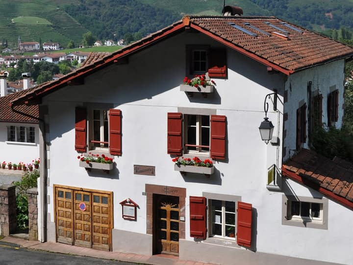 Errecaldia B+B for groups