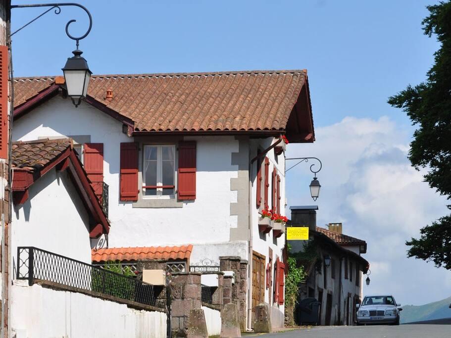 Maison Errecaldia