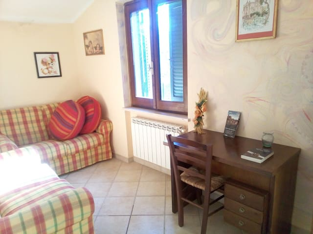 Nice 6 guests Apartment near Orvieto and Civita