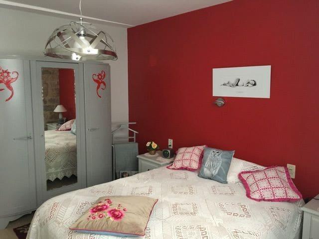 Beau T2 dans la vieille ville - Villefranche-de-Rouergue - Apartment