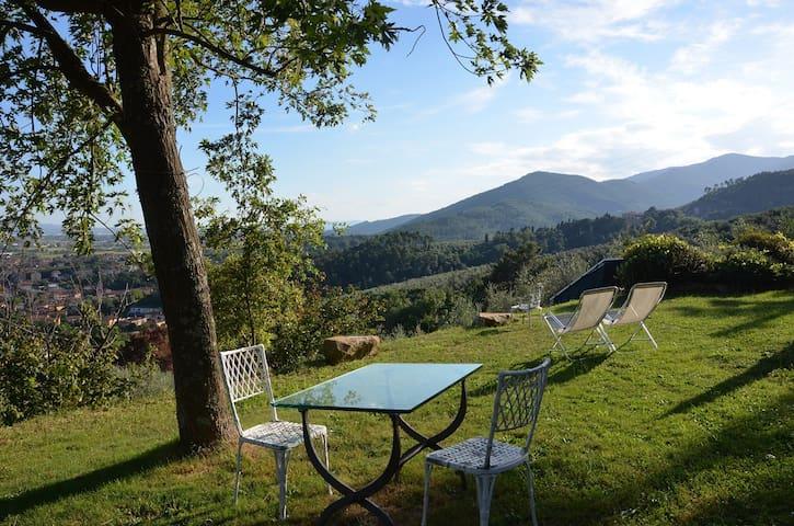 Casa Tiglio tra Pisa-Lucca-Firenze - Cascine-La Croce - Appartamento