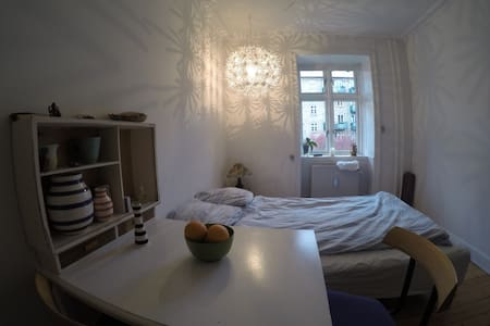 Cosy room in nice and central neighborhood - Copenhague