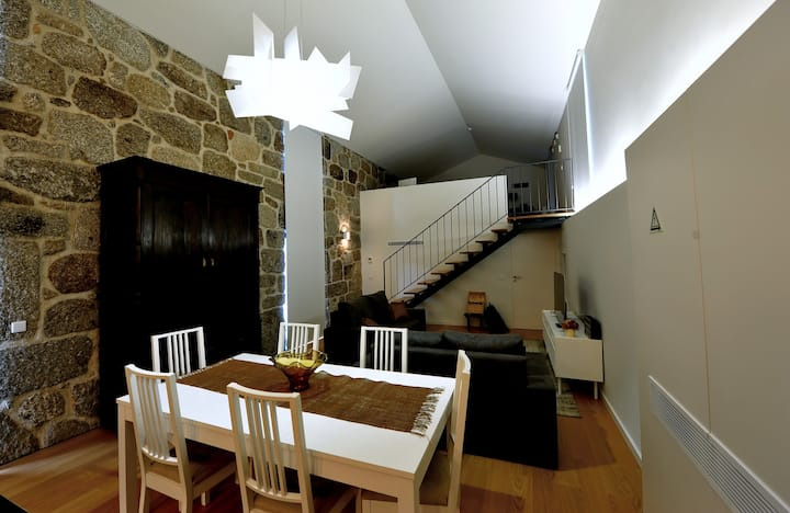Loft moderno: Casa Tomilho