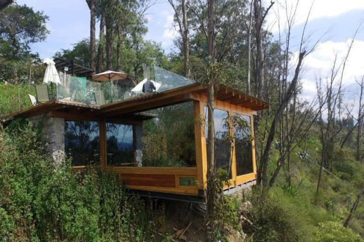 Inspira Glam Camping Bambú Puembo Ecuador