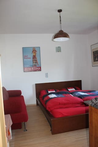 Pretty Room with own Bathroom near Messe - Colônia - Casa