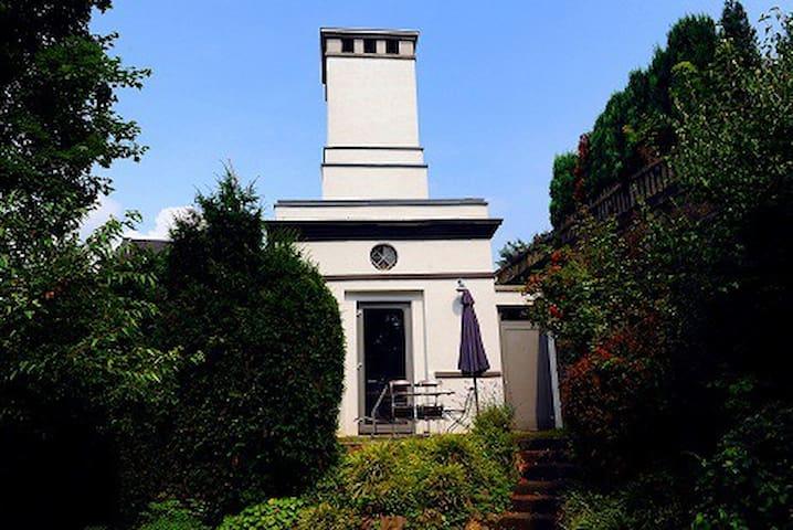 Trafohaus, das kleinste Hotel
