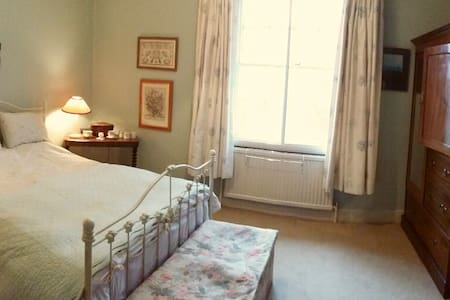 Spacious Double Room with Ensuite - Dorsington