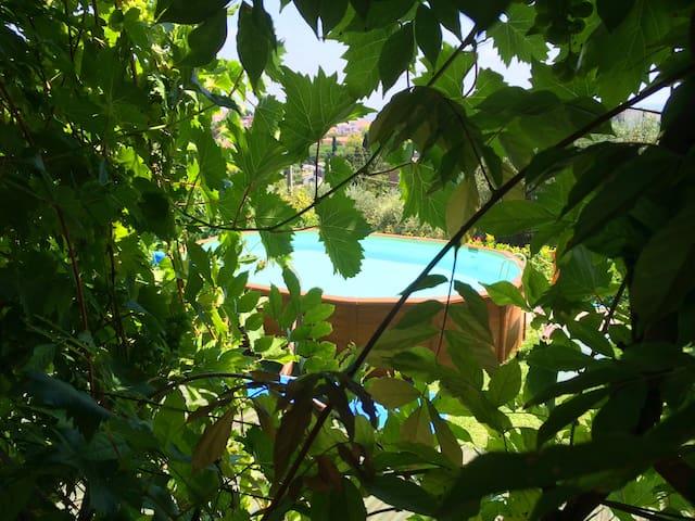 appartamenti vacanze nel verde - Pietra Ligure