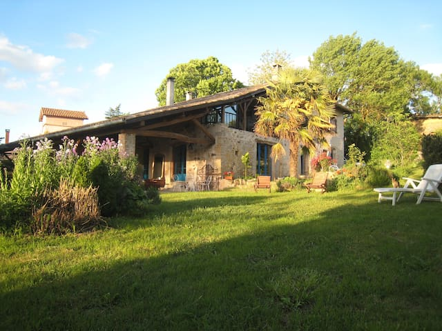 Chambre d'hôtes dans le Tarn - Puycelci - Bed & Breakfast