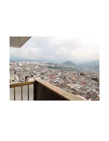 Habitaciones Amobladas Centro Histórico - Manizales - Apartamento