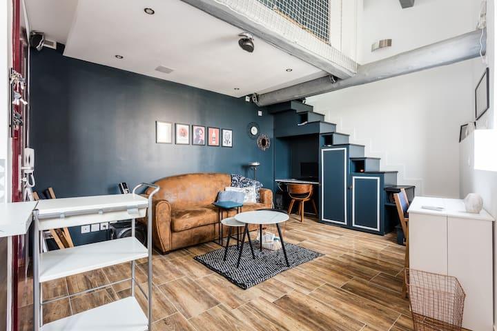 Petit loft sympathique pour l'été! - Béziers - Loft