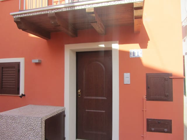 A cosy house in the old town - Giulianova