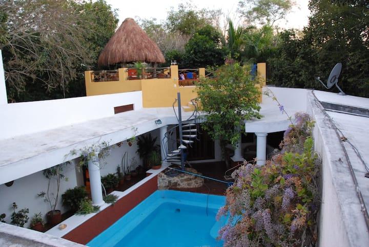 Your Private Paradise in Merida MX!