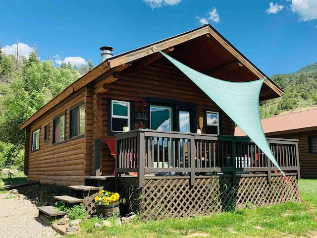 "Colorado River Fun! ""Cottonwood"" Cabin #12"