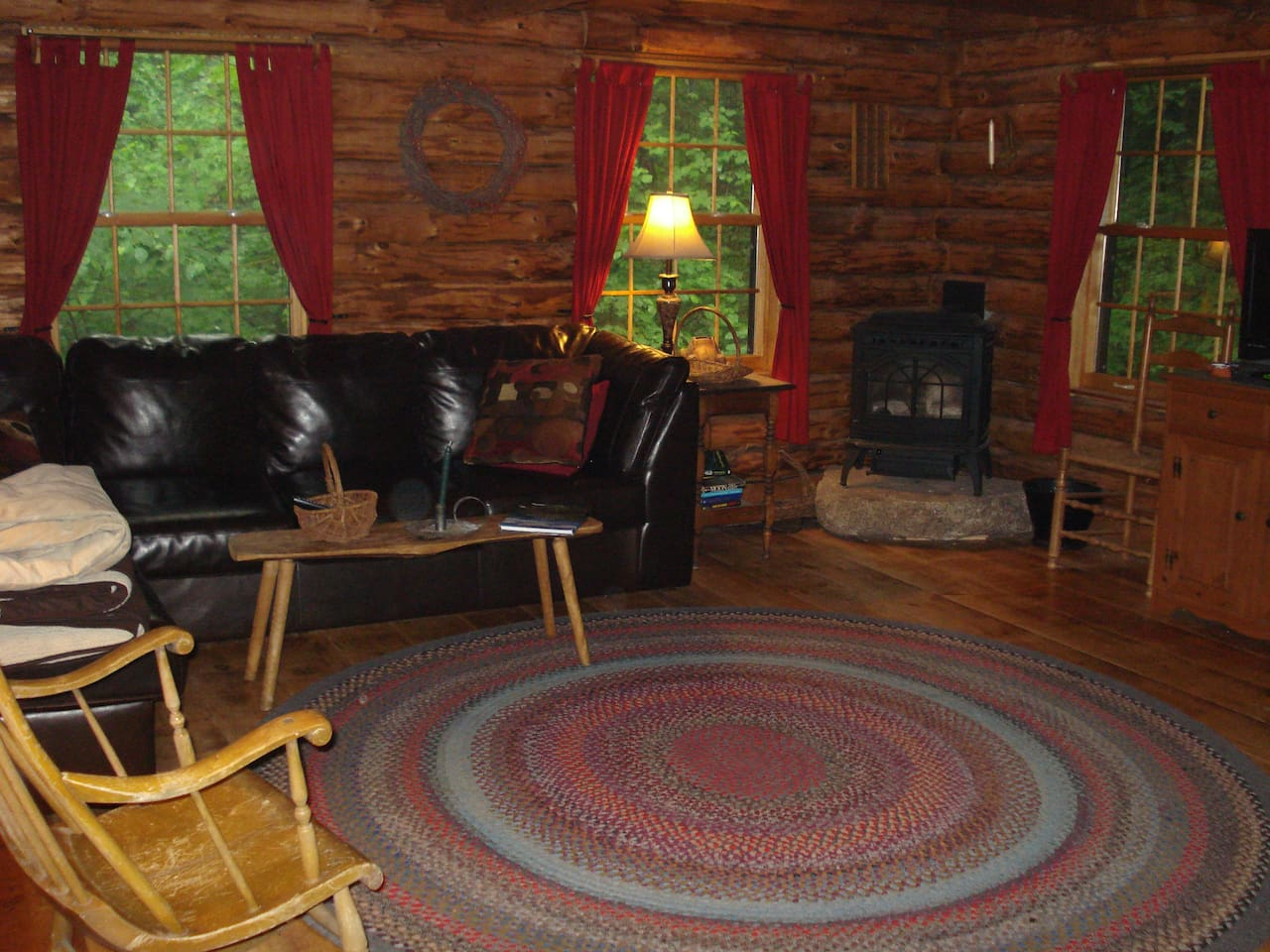 nh romantic first lakeview pittsburg conn lopstick cabin osprey in cabins