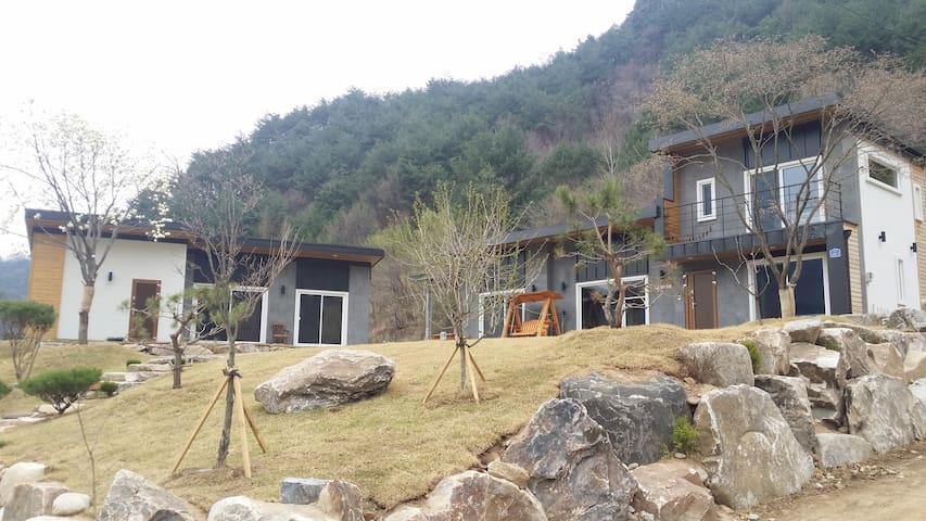 Da so kot , pension. - Yongpyeong-myeon, Pyeongchang-gun - Rumah