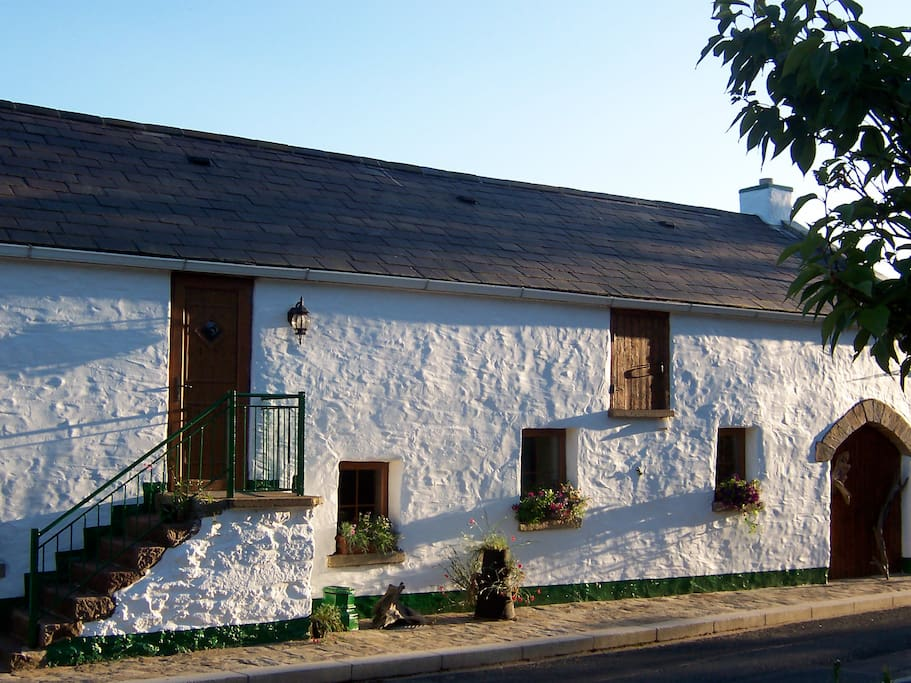Traditional stone barn lovingly converted to provide luxurious self catering accommodation
