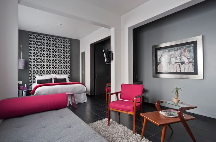 TRENDY APARTMENT IN ZONA ROSA / JUAREZ DISTRICT - Ciudad de México - Appartement