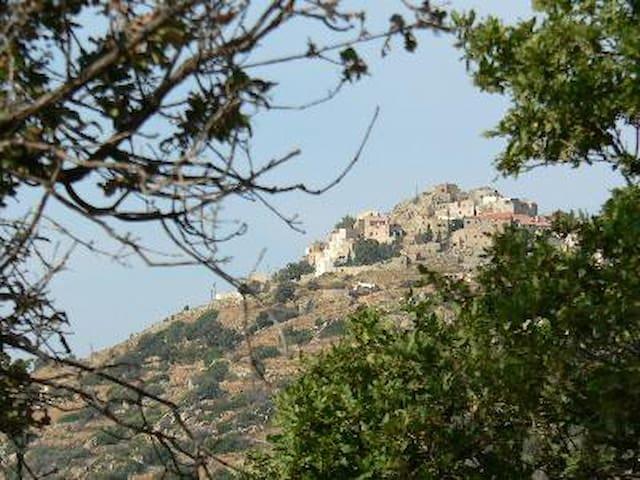 t2 4 places pres d'ile rousse  - Aregno - Casa