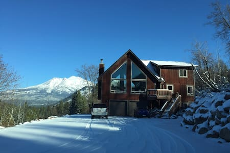 Top 20 mount shasta vacation rentals vacation homes for Mount shasta cabins for rent