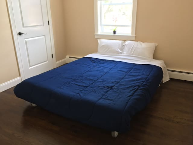 Affordable & Clean Private Room with Parking Spot - Cambridge - Appartement