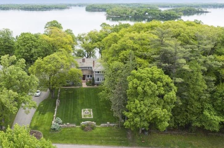 Lake Minnetonka Executive Home