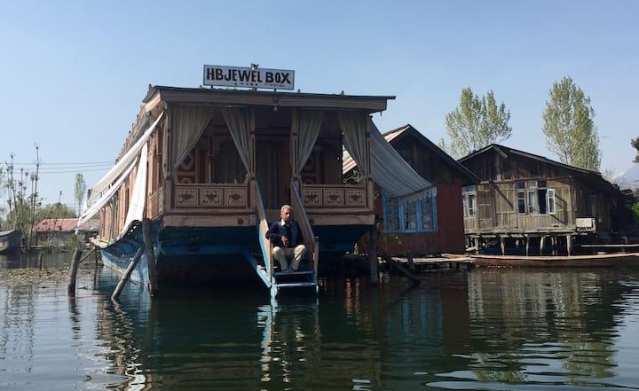 Houseboat Jewel Box