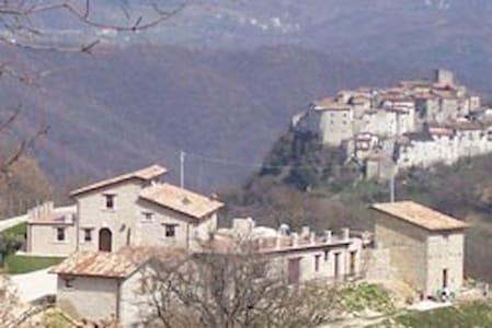 Appartamento in centro storico. - Longone Sabino - Huoneisto