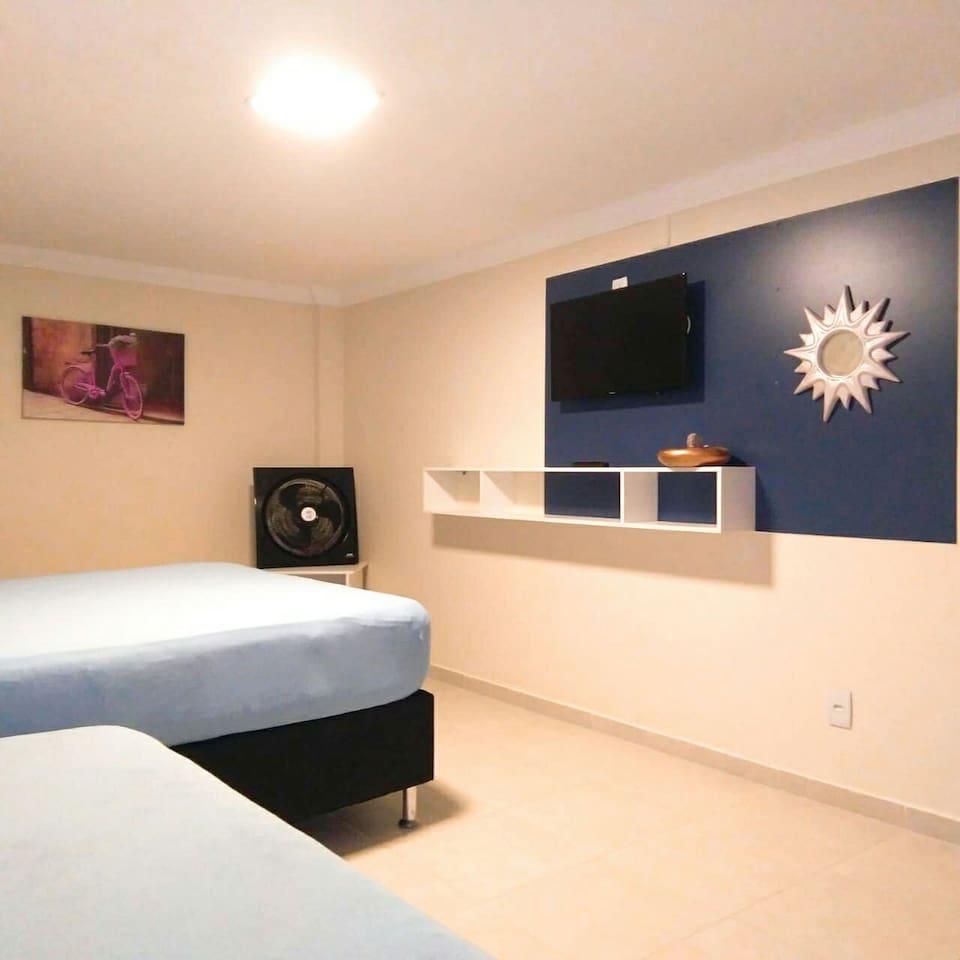 Apartamento Blue Bird - ap. em condomínio fechado