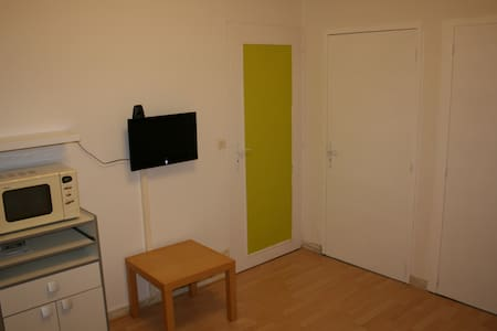 STUDIO ENTIEREMENT EQUIPE  - Longwy - Apartment - 2