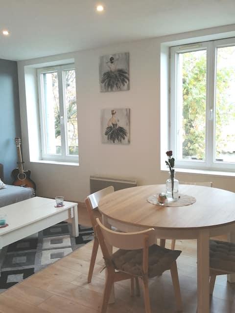 Appartement zen et cosy