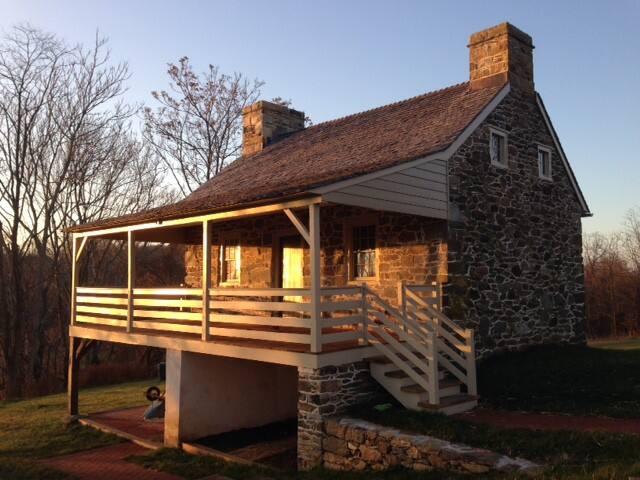 1780 Goodin House - Loudoun County  - Purcellville - Casa