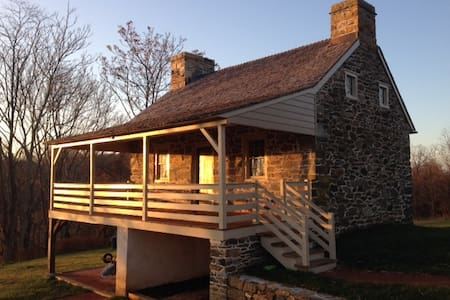 1780 Goodin House - Loudoun County  - Purcellville - Casa