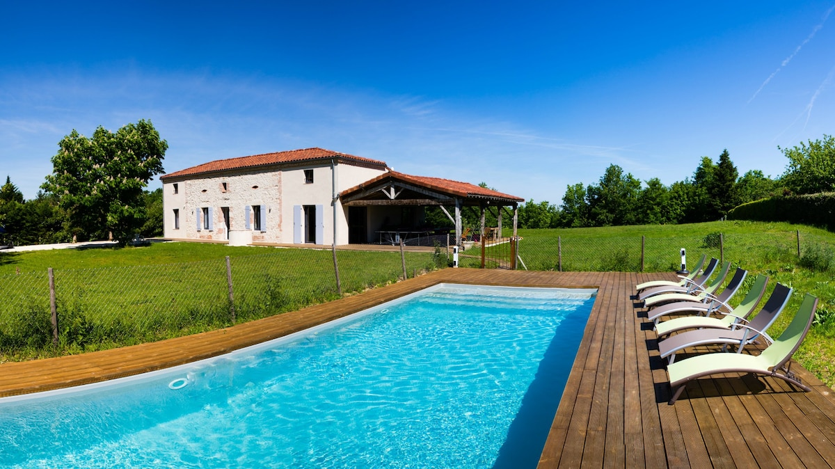 Exceptional Restored Farm In Southwest France   Vacation Homes For Rent In  Villeneuve Sur Lot, Aquitaine Limousin Poitou Charentes, France