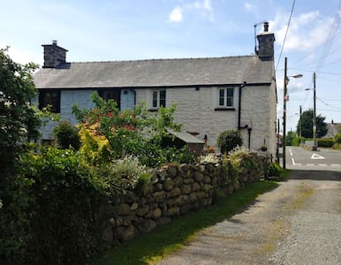 Semi Detached Cottage in Snowdonia - Llanuwchllyn - Casa